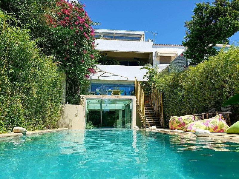 Athens Villa, vacation rental in Varkiza