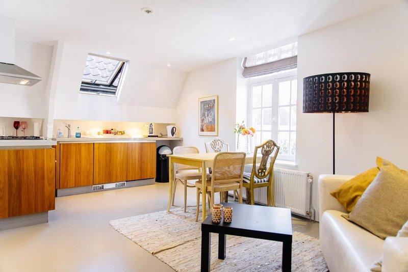 Apartment Naarden-vesting, holiday rental in Weesp