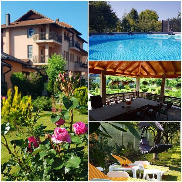 Villa Una Valley Bihac, holiday rental in Bosanska Krupa
