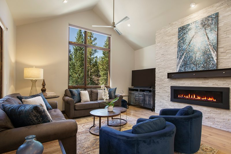 Luxury on the Blue River, vacation rental in Breckenridge