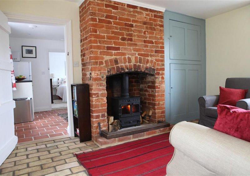 Gardener's Cottage, holiday rental in Grundisburgh