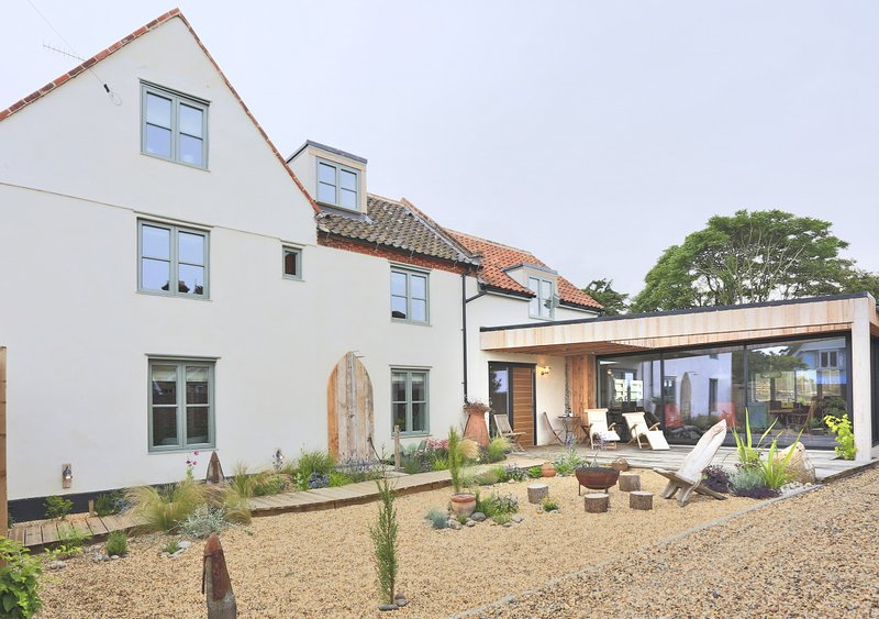 1 Anchor Cottage, holiday rental in Walberswick