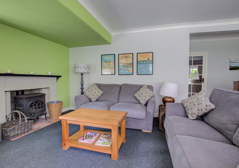 1 Millstones, holiday rental in Walberswick