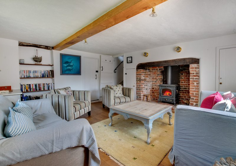 2 Anchor Cottage, holiday rental in Walberswick