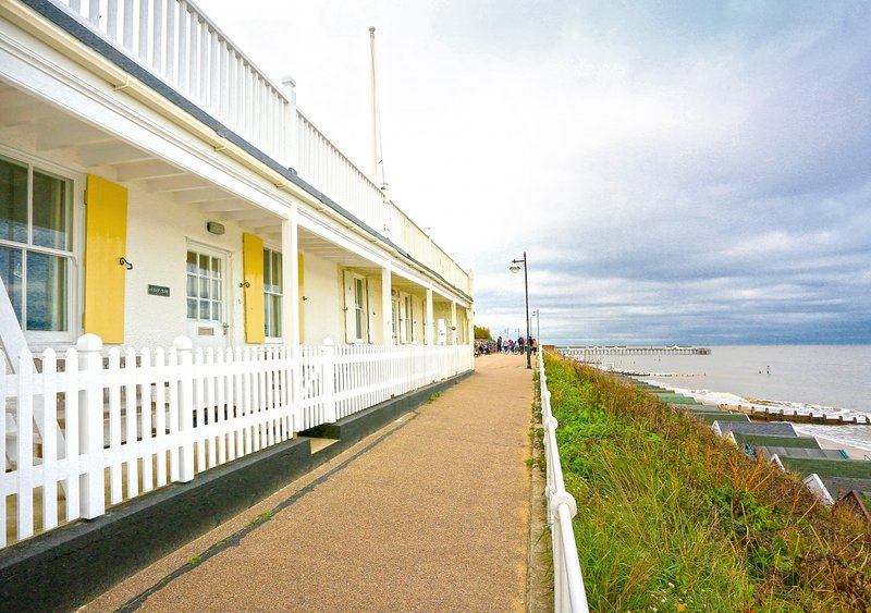 5 East Cliff, vacation rental in Southwold