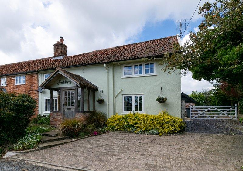 Alde Cottage, casa vacanza a Knodishall