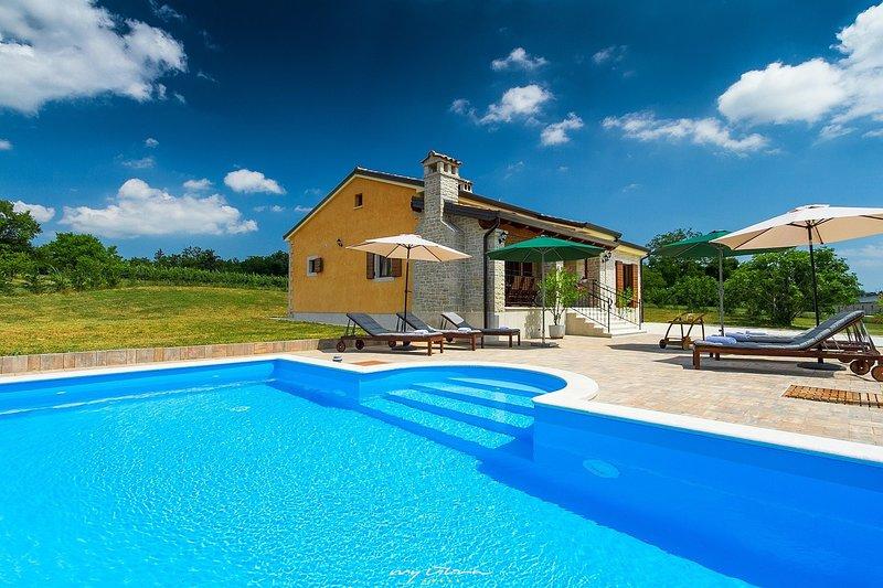 Villa Elida Pazin, holiday rental in Lovrin