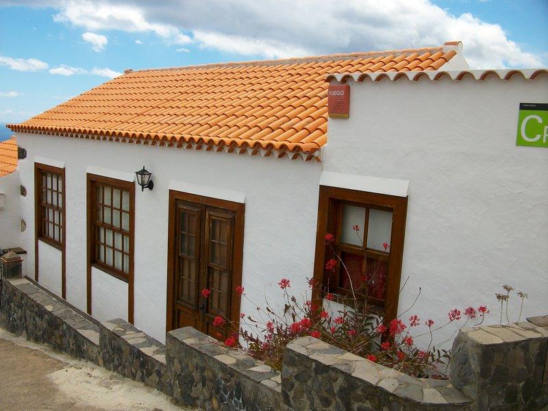 Casa El Abuelo, location de vacances à San Andres y Sauces