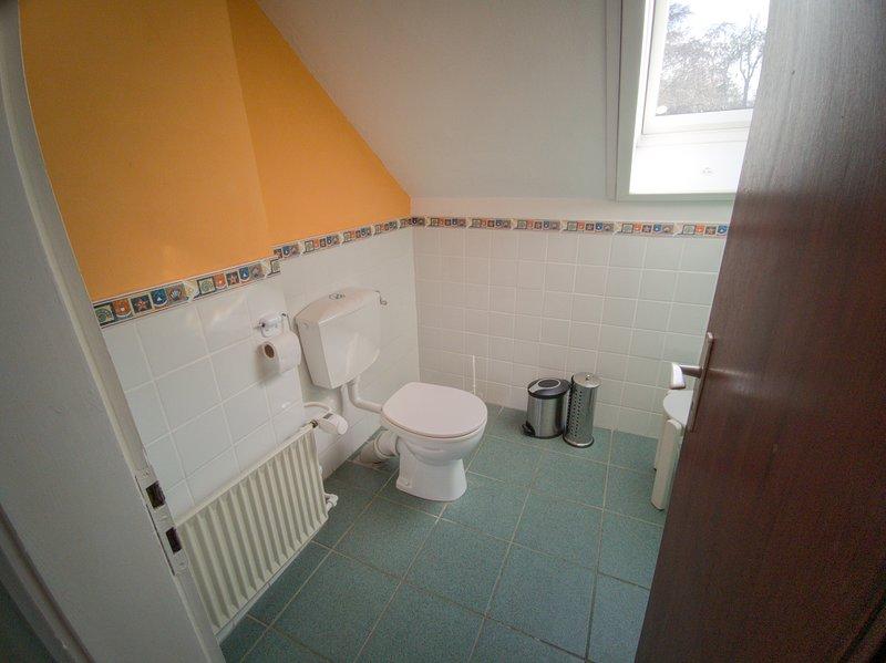 WC primeiro andar