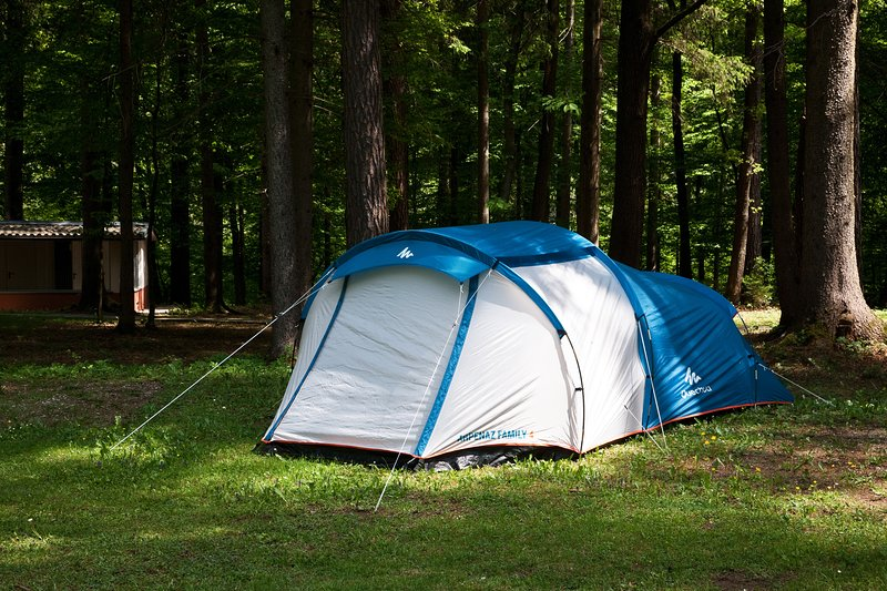 Rental tent for 2 per - Forest Camping Mozirje, vacation rental in Gornji Grad