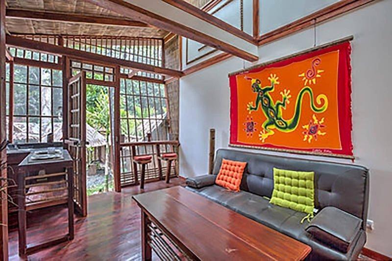 Villa 2 - Luxury 1 Bed Villa - Private Garden, holiday rental in Playa Chiquita