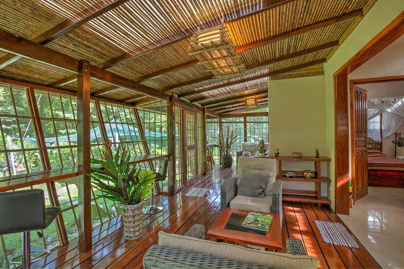 Villa 1 - Zen Luxury Villa with Private Garden, holiday rental in Playa Chiquita