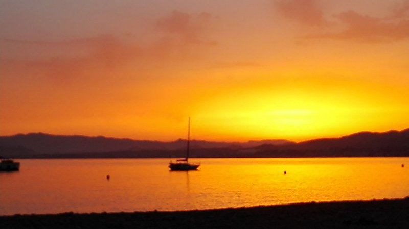 Apt Puesta de Sol/Sunset apt, location de vacances à La Azohia