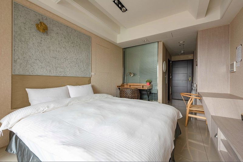 S&J Oxygen Taipei NTU Gongguan One bedroom apartment, holiday rental in Zhongshan District