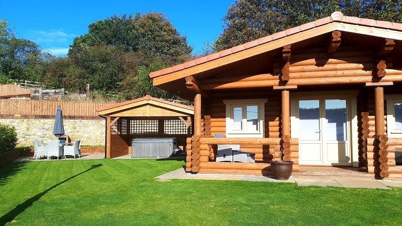 The Vindolanda Lodge