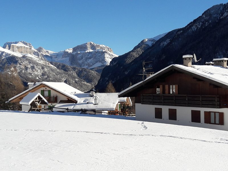 Chalet Relax, vacation rental in Mazzin