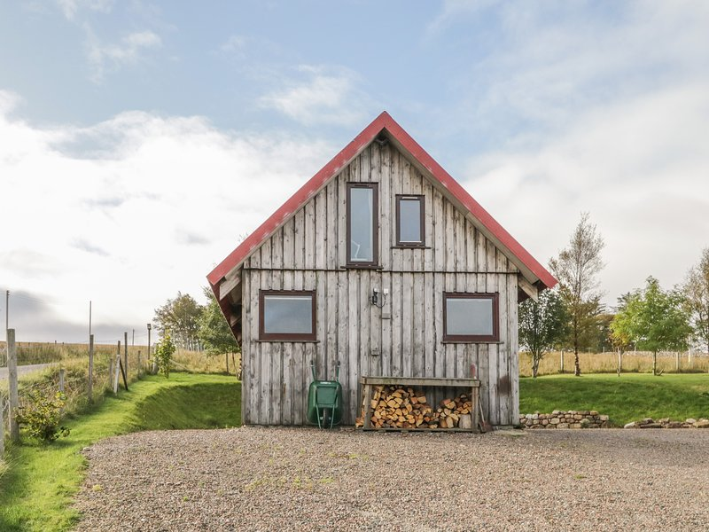 The Big Barn, Dundonnell, vacation rental in Loggie