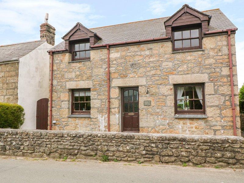 Mossley Cottage, St Buryan, vacation rental in St Buryan