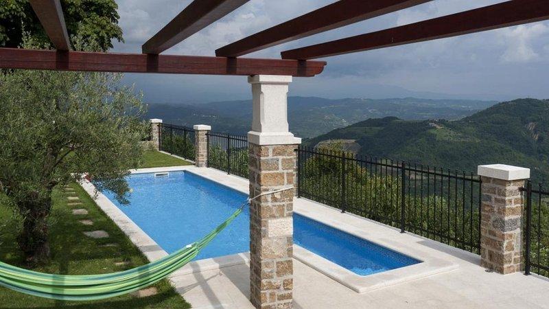 Villa Zamask, casa vacanza a Novaki Motovunski