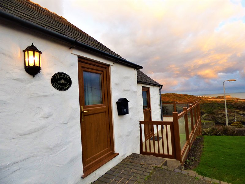 Pilot's Cottage, the perfect place to escape and unwind, alquiler vacacional en Amlwch