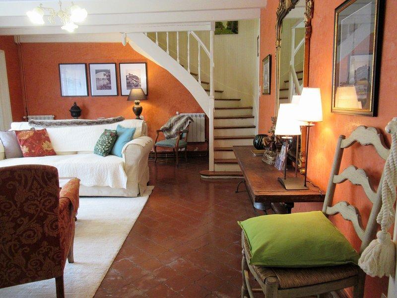 4 STAR Adult Retreat 'Les Vignes', holiday rental in Merignac