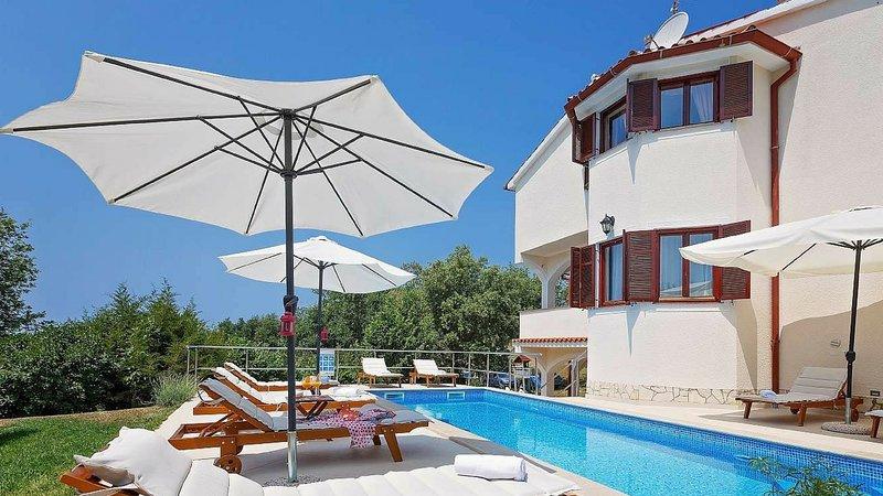 Villa Eufemia Žbandaj, Poreč, holiday rental in Radmani