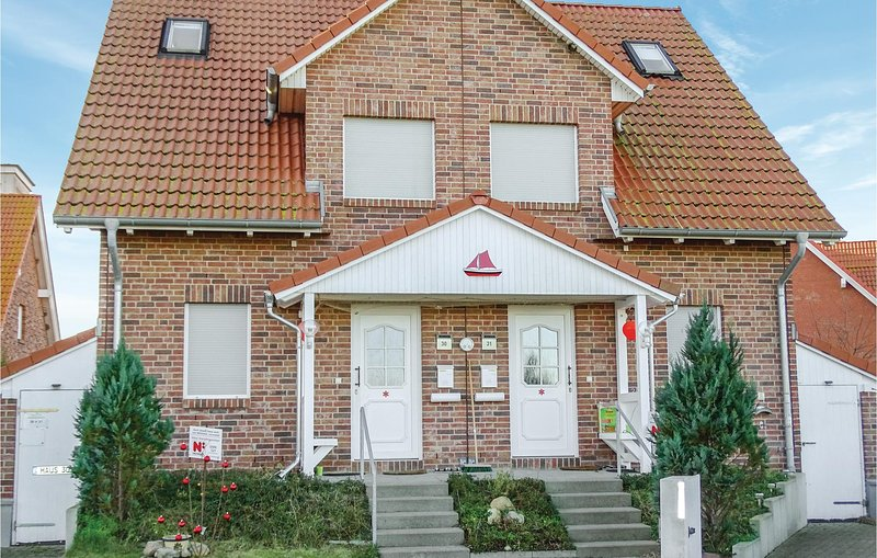 Stunning home in Insel Poel/Timmendorf with Sauna and 3 Bedrooms (DMK521), holiday rental in Insel Poel