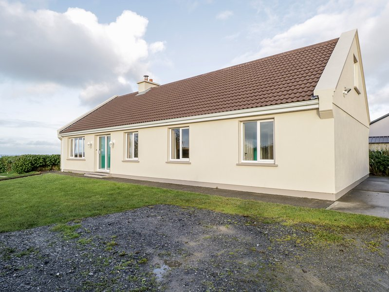 Clifftop Haven, Tully, County Galway, vakantiewoning in Tully