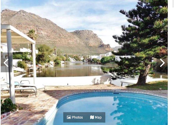 Waterside magic, holiday rental in Muizenberg