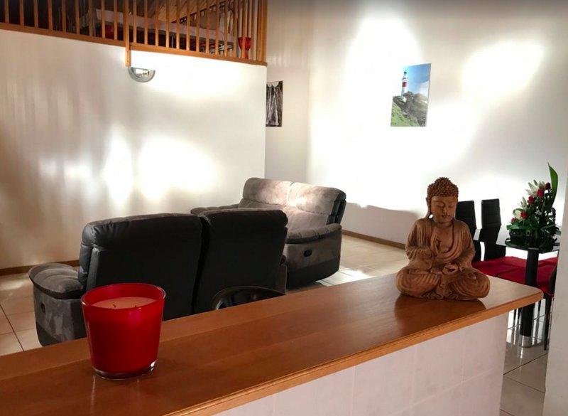 Villas des Mimosas, alquiler vacacional en Bras-Panon