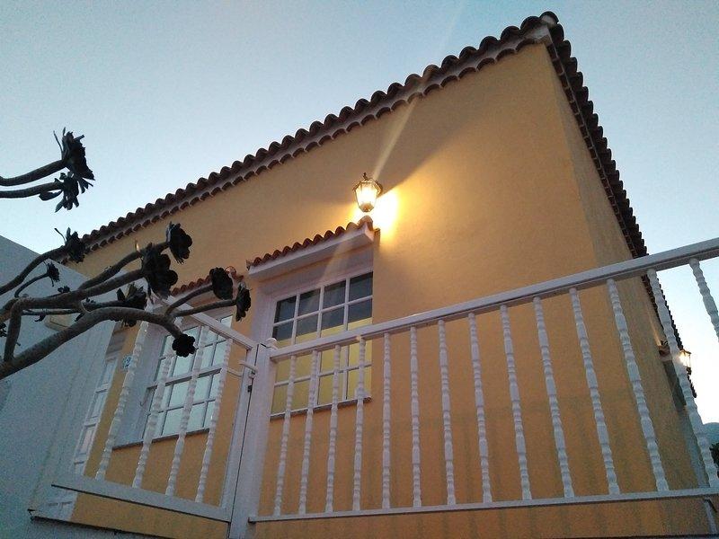Velhoco 2, location de vacances à San Andres y Sauces