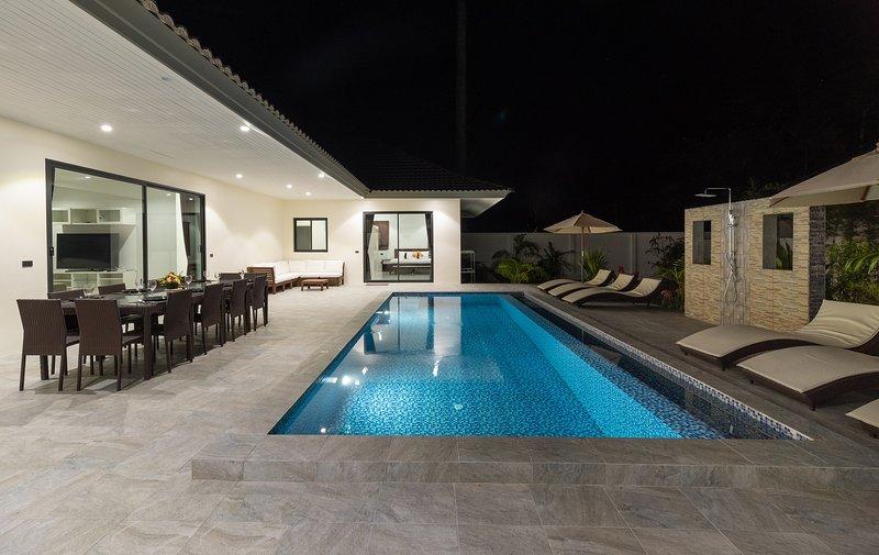 5 bedroom villa, holiday rental in Koh Phaluai