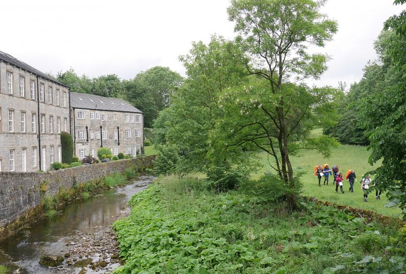 Beautiful Riverside Apartment in the Heart of the Yorkshire Dales, holiday rental in Hellifield