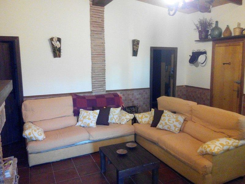 Casa de campo acogedora, alquiler vacacional en Provincia de Toledo