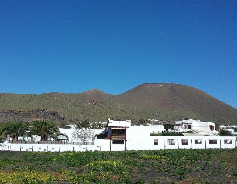 finca la molina, holiday rental in Maguez