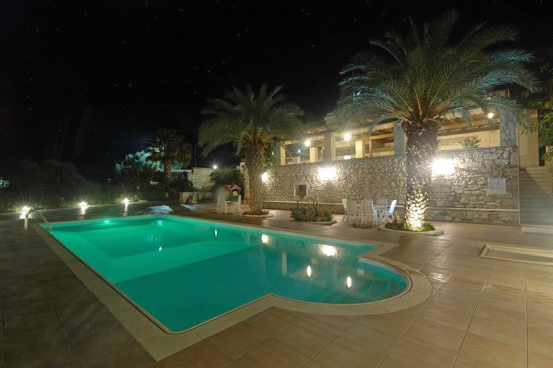 Kreta Villa Anastasia Sitia (Petras), aluguéis de temporada em Sitia