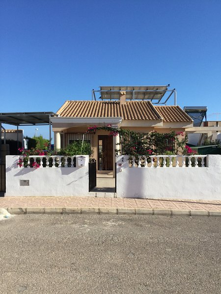 Casa Diemar - detached house with see view in El Alamillo, holiday rental in Puerto de Mazarron