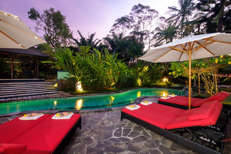 Ubud Gem - a True Balinese Experience, holiday rental in Bangli