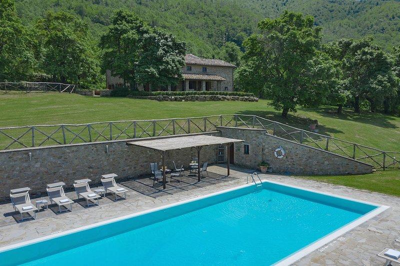 Villa Natura, Ferienwohnung in Pistrino