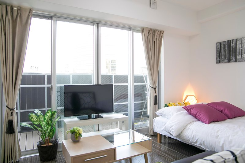 【Nipponbahi House L01】Osaka Good location Nipponbashi st 4min, holiday rental in Dotombori