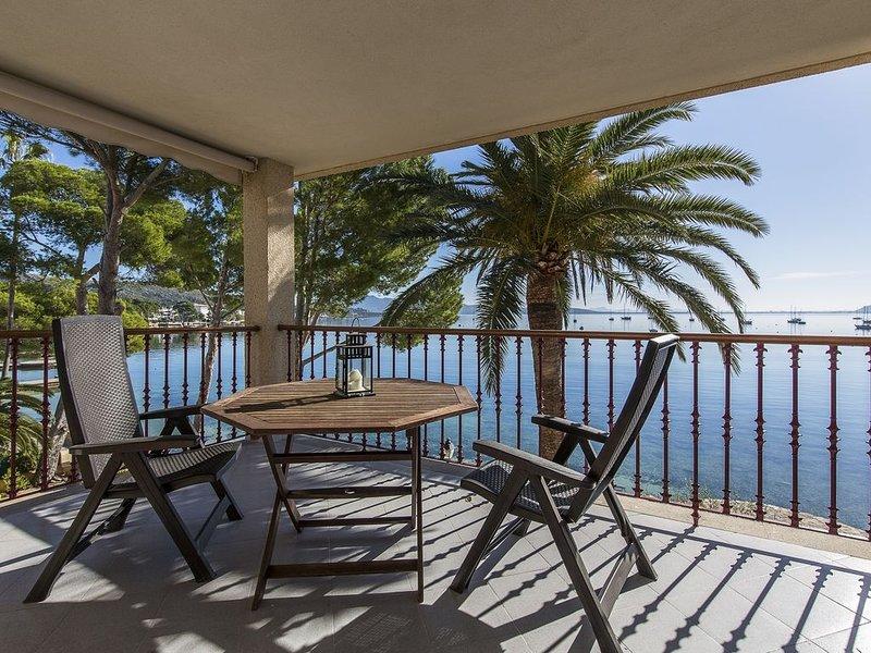 Beautiful 2 Bedroom apartment, Pine Walk, aluguéis de temporada em Formentor