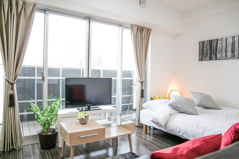 【Nipponbahi House K01】Osaka Good location Nipponbashi st 4min, holiday rental in Dotombori
