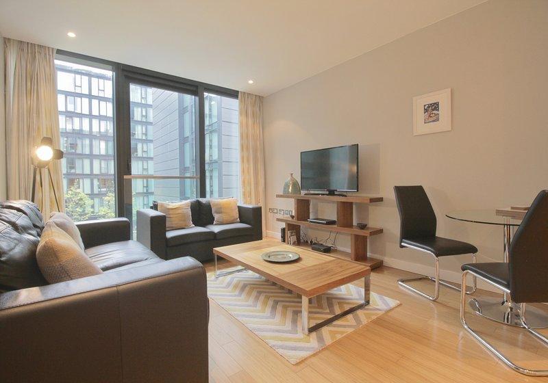 The New Quartermile Residence, holiday rental in Edinburgh
