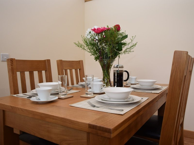 Enjoy a lovely cooked meal after a fun packed day out exploring