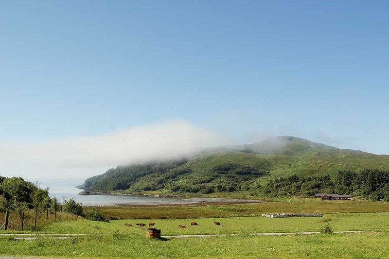 Ruantallain Lodge, Isle of Jura, Hebrides, Scotland, location de vacances à Tayvallich