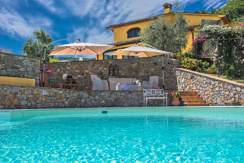 Villa Il Gallo, holiday rental in Serravalle Pistoiese
