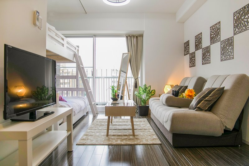 【Nipponbahi House L02】Osaka Good location Nipponbashi st 4min, holiday rental in Namba
