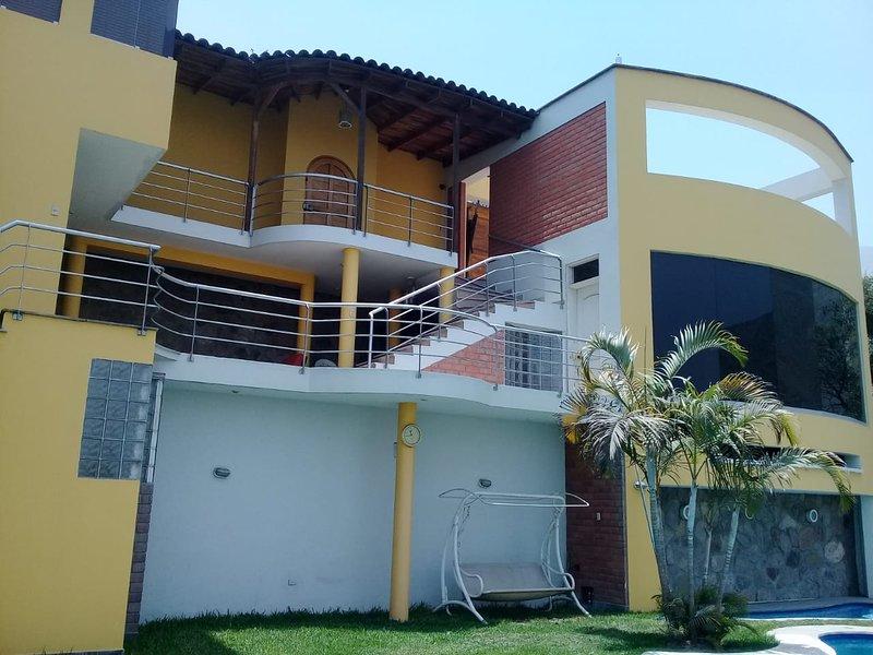 Casa De Campo, location de vacances à Chaclacayo