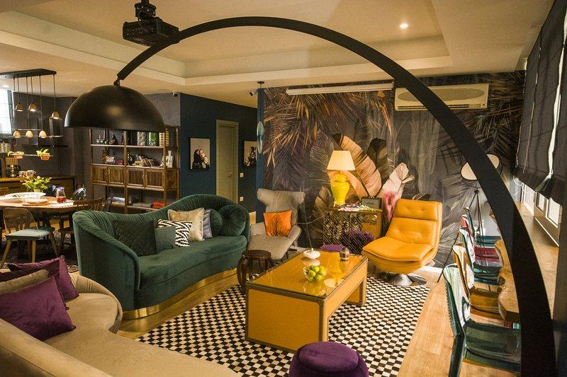 Vanilla Sky Boutique Hostel, holiday rental in Tirana
