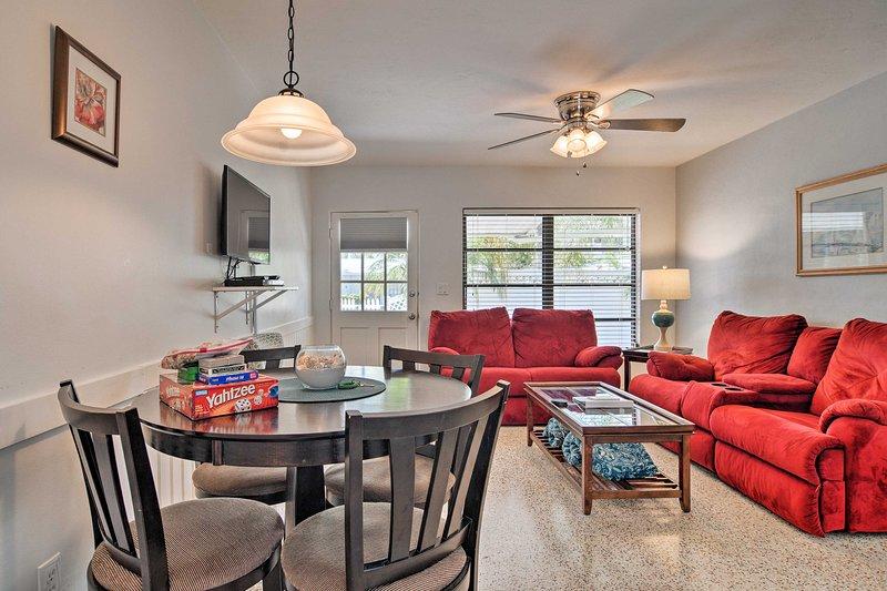 Apaixone-se por Siesta Key a partir desta acolhedora casa em Sarasota!